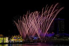 20180219-0I7A4103 (Explored) (siddharthx) Tags: singaporechinesenewyearyearofthedogfireworksmarinabayesplanadelongexposureshappytimescny2018riverhongbao esplanadedrive marinabaysands marinabay singaporechinesenewyearyearofthedogfireworksmarinabay singapore sg explored explore promediageartr424lpmgprostix promediageartr424l