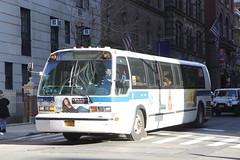 IMG_4740 (GojiMet86) Tags: mta nyc new york city bus buses 1999 t80206 rts 5218 m66 67th street lexington avenue