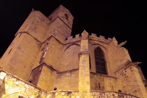 FR10 0050 Notre-Dame de Lamourguier. Narbonne, Aude, Languedoc
