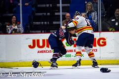 20180224_21281201-Edit.jpg (Les_Stockton) Tags: coloradoeagles tulsaoilers jääkiekko jégkorong sport xokkey eishockey fight haca hoci hockey hokej hokejs hokey hoki hoquei icehockey ledoritulys íshokkí tulsa oklahoma unitedstates us