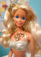 Barbie Sun Sensation (Fidjie) Tags: barbie sunsensation mattel 1991 superstar doll