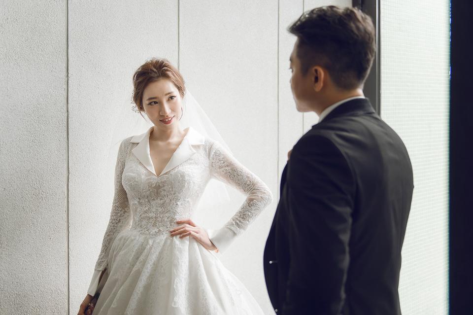 婚攝 高雄林皇宮 婚宴 時尚氣質新娘現身 S & R 098