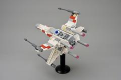 X-Wing Fighter Midi-scale