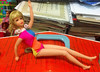 A NEW GAL IN TOWN (ModBarbieLover) Tags: francie bend leg 1966 swimsuit spa doll mod mattel fashion teenager n