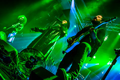 Moonspell (25.01.2018 - Gdańsk, Poland)