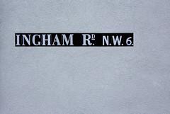 Ingham Road, NW6 (Tetramesh) Tags: tetramesh london england britain greatbritain gb unitedkingdom uk localhistory nowandthen thenandnow pastandpresent oldlondon lostlondon presentandpast londonpastandpresent londonnowandthen londonthenandnow londonpast socialhistory uklocalhistory londonlocalhistory