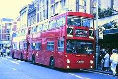 Slide 113-58 (Steve Guess) Tags: croydon surrey greater london england gb uk bus buses lbl dms daimler fleetline