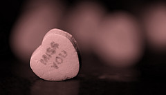 A Pinker Shade of Pale (johnsinclair8888) Tags: macromondays johndavis hi color art sentimental blur dof d750 affinityphoto pink 105mm macro nikon heart monochrome