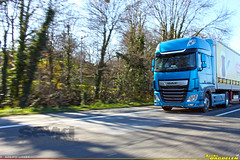 DAF XF 480 (SEVKI DAGDELEN) Tags: daf xf 4x2 dafxf mx13 daftrucks superspacecab ssc xf480 roadlifeturkey rlt trucks tir kamyon nakliye lojistik logistics transport heavytruck turkey