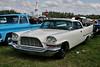 Chrysler 300C, 1957 (Triple-green) Tags: 1957 2007 300c auto canon24105mm14l canoneos30d chrysler schweden uscar västerås