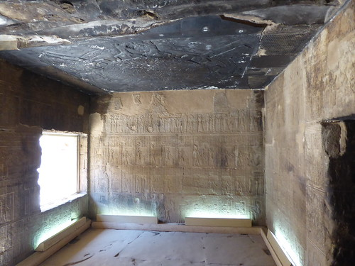 Roof Chapel, Dendera