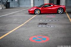 Exclusive Drive 2015 - Ferrari 458 Italia (Deux-Chevrons.com) Tags: ferrari458italia ferrari 458 italia 458italia car coche voiture auto automobile automotive supercar sportcar gt exotic exotics exclusivedrive race racing circuit lemans racetrack france