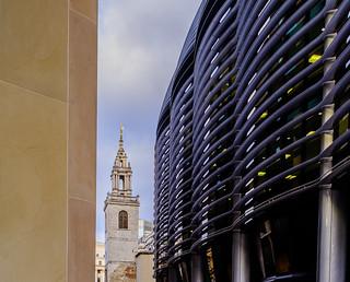 St Stephen Walbrook Church ( City of London) Fujifilm X100F (1 of 1)