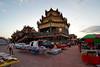 Corner of Night Market (Huang Sheng Wei) Tags: sony a6500 metabones tokina 1116mmf28