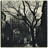 on  East 35th St (V-A-B) Tags: blackwhite film analog trix400 diafine rolleicordvb silverefexpro manhattan newyorkcity east35thstreet