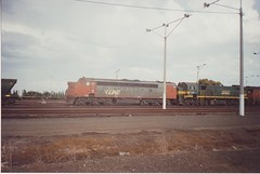 S306 X33 North Geelong (tommyg1994) Tags: west coast railway wcr emd b t x a s n class vline warrnambool geelong b61 b65 t369 x41 s300 s311 s302 b76 a71 pcp bz acz bs brs excursion train australia victoria freight fa pco pcj