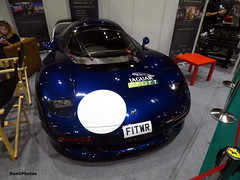 XJR-15 (BenGPhotos) Tags: 2018 london classic car show historic motorsport international blue british jaguar xjr15 v12 supercar sports fast performance exotic f1twr