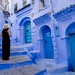 Chefchaouen , The blue city of Morocco