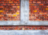 Wall Symmetry (Daniela 59) Tags: wall wednesdaywalls bricks colourful concrete symmetry pattern texture danielaruppel