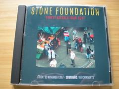 STONE FOUNDATION - Chinnerys Southend Essex 3rd November 2017 (livegigrecordings) Tags: stone foundation