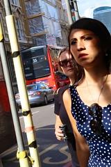 IMG_4583b (Luxifurus) Tags: hip hipshot fromthehip candid unposed covert unaware secret stolen gimp commute london street portrait urban woman girl female pretty beautiful hands faces