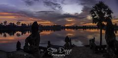 0S1A2820 (Steve Daggar) Tags: cambodia siemreap angkorwat khmer sunrise reflection reflections