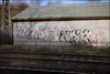 Wendy / Xkay (Alex Ellison) Tags: wendy xkay xk northwestlondon trackside railway urban graffiti graff boobs