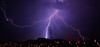 Lightning above Sutro Tower (charlie kanelopoulos) Tags: nature path outdoors canon sutro baths lands end san francisco ocean waves trees leaves sutra tower lightning storm rain sunset beach water sky red flower blue night white light clouds thunder