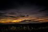 Sunset over Huon Hill (Mick Hansford) Tags: sunset lake hume huon hill riverina highway albury wodonga