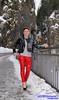 Winterwonderland Allgäu, 01/2018. (IchWillMehrPortale) Tags: overknees stiefel melli engel e sexy highheels winter winterwonderland ichwillschnee hörnerbahn weiherkopf skifahren panorama gondelbahn skigebiet allgäu oberallgäu lackhose lackjacke skinny shiny glänzend glitzernd camouflage hirschsprung skifliegen heinklopfer schanze skiflugwm oberstdorf obermaiselstein faistenoy sechsersesselbahn talabfahrt neujahr jahreswechsel schnee personen landschaft baum berg himmel