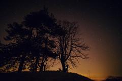 over the hills and far away (_andrea-) Tags: samyang f1820mm sonya7m2 wintersternenhimmel sitzberg sterne starry sternenklar romeo bench bänkli einmalig schön sky nachthimmel langzeitbelichtung longexposure