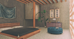 🍎 simple spaces (Apple aka Ossia) Tags: epiphany event theepiphany asteroidbox floorplan fancy decor bazar dust bunny second life secondlife sl decorating photograph photography photoshop inspired decoration interior room house home