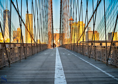 Brooklyn Bridge a little artsy (Singing With Light) Tags: 19th 2016 2017 alpha6500 brooklyn brooklynbridge january morningside nycmirrorless singingwithlight a6500 photography singingwithlightphotography sony