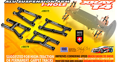 Team Xray T4 Aluminum Suspension Arms - http://ift.tt/2DNP84V (RCNewz) Tags: rc car cars truck trucks radio controlled nitro remote control tamiya team associated vintage xray hpi hb racing rc4wd rock crawler crawling hobby hobbies tower amain losi duratrax redcat scale kyosho axial buggy truggy traxxas