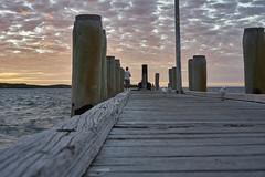 Jetty (Stueyman) Tags: sony alpha ilce a7 a7ii 55mm za zeiss rockingham wa westernaustralia perth australia sunset sky sea ocean jetty bluehour