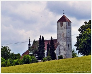 Kbel - Kostel Nanebevzetí P. Marie