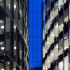 rings (Cosimo Matteini) Tags: cosimomatteini ep5 olympus pen m43 mzuiko45mmf18 london cityoflondon city square architecture 51limestreet willisbuilding 25fenchurchavenue fosterandpartners normanfoster skyscraper evening bluehour windows lights blue rings lines office