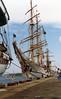 Tall ship - Escuela Guayas Darling Harbour 1988 (Sandbunny2010) Tags: tallship 1988 escuelaguayas darlingharbour