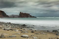 El Burrero. (manuel.guerra) Tags: elburrero largaexposición mar rocas ingenio canarias españa es