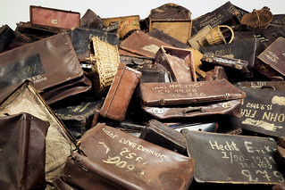 Bags of Jews from Auschwitz