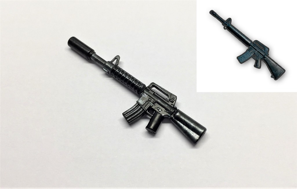 The World's Newest Photos Of M16