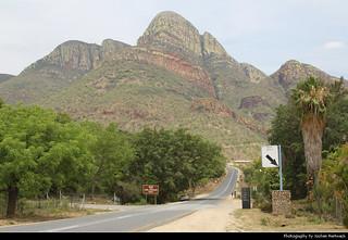 Abel Erasmus Pass, South Africa