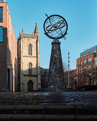 (Mark Greening) Tags: bristol square redcliffe steps building church sculpture england unitedkingdom gb