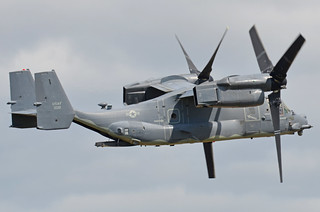 DSC_7168 - Bell-Boeing CV-22B Osprey, 11-0061, 7th SOS, United States Air Force, RAF Fairford, 14th July 2017.