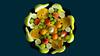 Bildschichten Fruechteteller 04 (wos---art) Tags: früchte arrangements stillleben fotografie bildschichten früchteteller obstteller geschnittenesobst früchtestücke inliebe füresther obst orangen kiwi banane birne himbeeren ananas weintrauben apfel