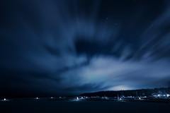 Stars above the harbour (Niemu96) Tags: mathildedal