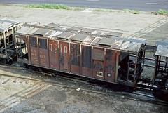 CB&Q Class HC-1B 181827 (Chuck Zeiler) Tags: cbq class hc1b 181827 burlington railroad covered hopper freight car cicero train chuckzeiler chz