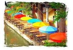 The Casa Rio Restaurant (hottadanx) Tags: riverwalk san antonio restaurant