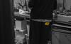 Berlin (mezitlab) Tags: blue berlin 2017 2017december canon canoneos600d 24mmpancake travel evs germany europe photography orsivarga rovar mezitlab bnw blackandwhite blackandwhitephotography stopwars starwars logoyellow kitchen