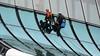 MILANO, ALPINISTI METROPOLITANI. (Salvatore Lo Faro) Tags: milano lombardia italia italy operai alpinisti torre grattacielo lavoro arrampicata cordata tretorri salvatore lofaro canon g16